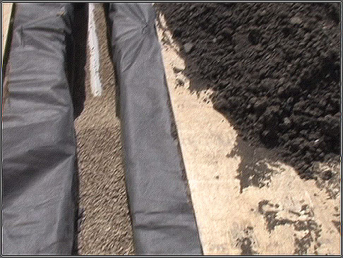Install Foundation Drainage Systems - Foundation French Drain
