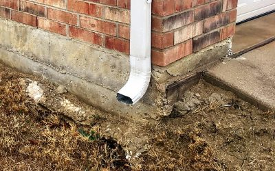Foundation and Gutter Repair in Dallas