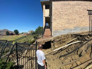 How To Fix A Sinking Foundation