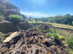 Soil Slip Foundation Repair